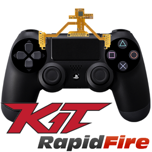 kit rapid fire ps4