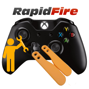 installation rapid fire + palette Xbox One