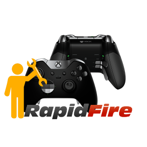 installation rapid fire Xbox One Elite / One S