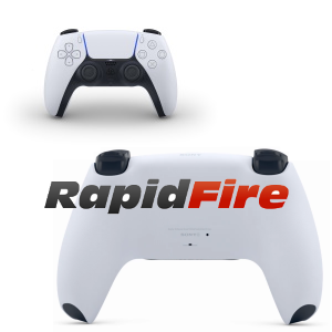 Installation Rapid Fire PS5
